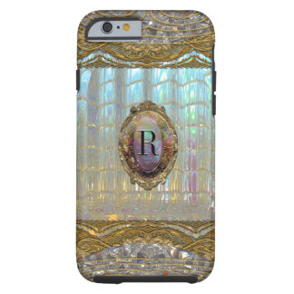 Veraspeece Baroque  6/6s Monogram Tough iPhone 6 Case