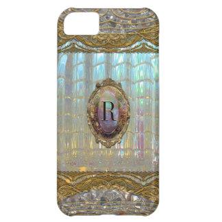 Veraspeece Baroque Monogram iPhone 5C Case