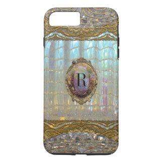 Veraspeece Sweet Baroque  Monogram Plus iPhone 7 Plus Case