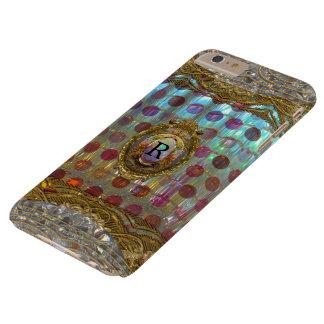 Veraspolka Baroque Monogram Plus Barely There iPhone 6 Plus Case