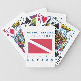 Verde Island Philippines Card Deck