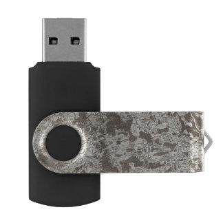 Verdun Swivel USB 2.0 Flash Drive