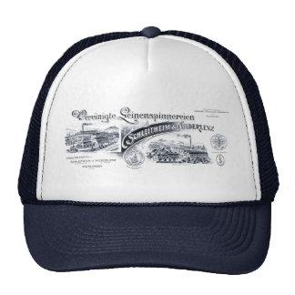 Vereinigte Leinenspinnereien Mesh Hat
