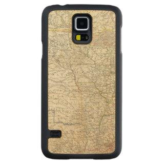 Vereinigten Staaten von N America - North US Maple Galaxy S5 Slim Case