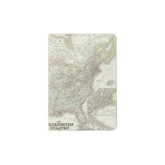 Vereinigten Staaten von N America - North US Passport Holder