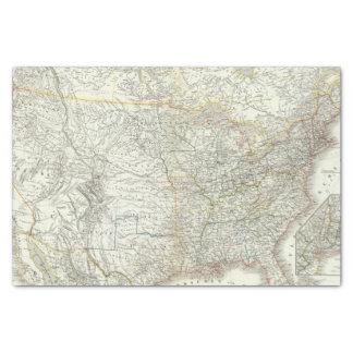 Vereinigten Staaten von N America - North US Tissue Paper