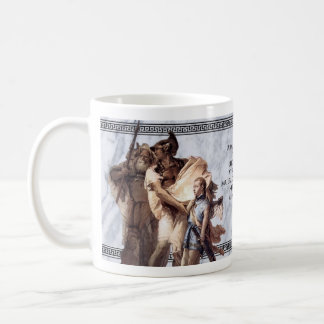 Vergil's Aeneid Mug