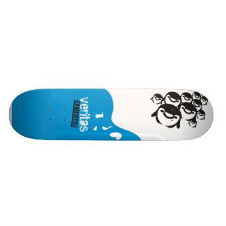 veritas-discover 21.6 cm skateboard deck