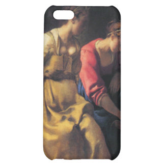 Vermeer - Diana And Her Companions Painting iPhone 5C Cover