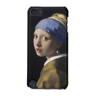 Vermeer - Girl with a Pear Earring Painting iPod Touch 5G Covers