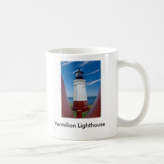 Vermilion Lighthouse Mug