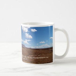 Vermillion Cliffs Basic White Mug