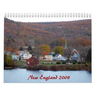 Vermont 083, New England 2008 Wall Calendar