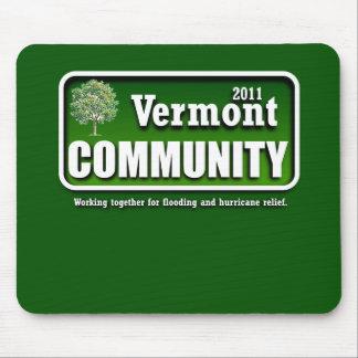 Vermont 2011 Community Mouse Pad