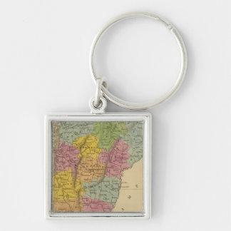 Vermont 3 key ring
