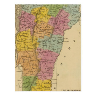 Vermont 3 postcard