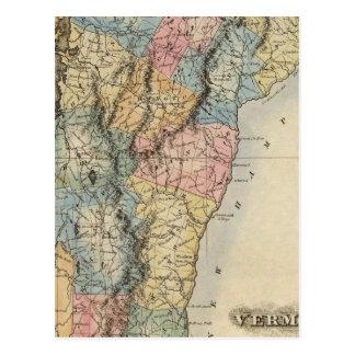 Vermont 4 postcard