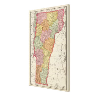 Vermont 5 canvas print