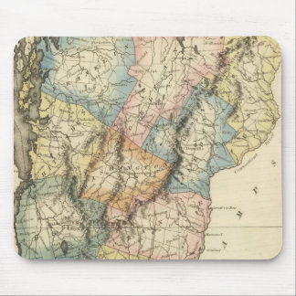 Vermont 5 mouse pad