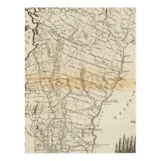 Vermont 7 postcard