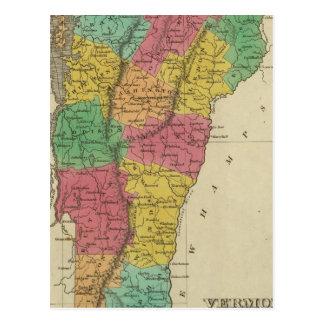 Vermont 9 postcard