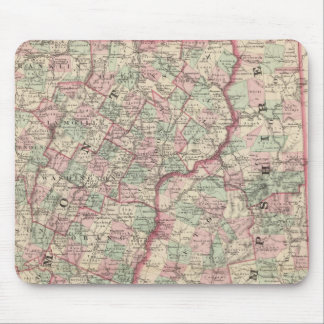 Vermont and New Hampshire 2 Mousepad