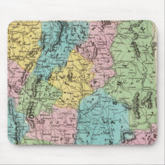 Vermont And New Hampshire Mousepad