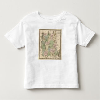 Vermont and New Hampshire Toddler T-Shirt