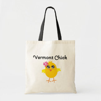 Vermont Chick Canvas Bags