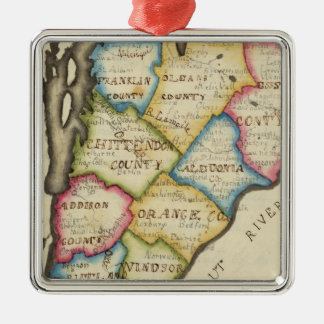 Vermont Christmas Ornament
