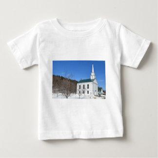 Vermont Church. Baby T-Shirt