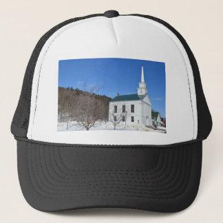 Vermont Church. Trucker Hat
