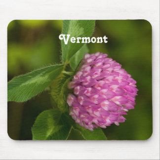 Vermont Clover Mouse Pad