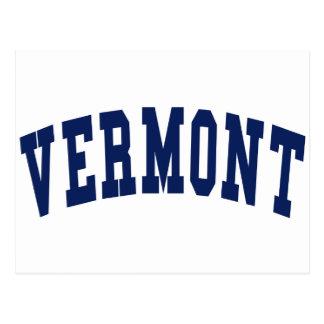 Vermont College Postcard