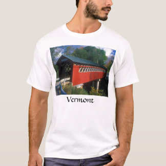 Vermont Covered Bridge T-Shirt