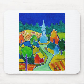 Vermont F17 Mouse Pad