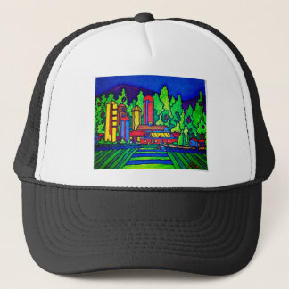 Vermont Farm 22 by Piliero Trucker Hat