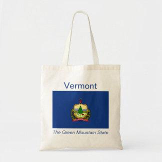 Vermont Flag Bag