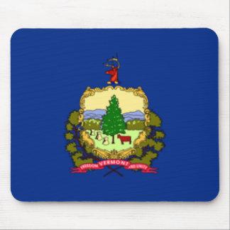 Vermont Flag Mousepad