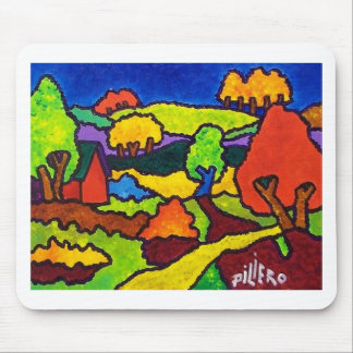 Vermont Foliage 10-7 Mouse Pad