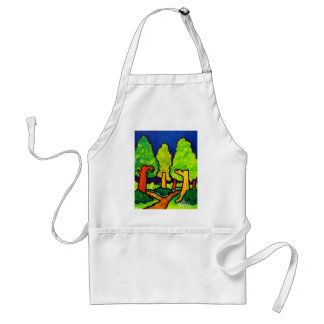 Vermont Foliage 3 by Piliero Standard Apron