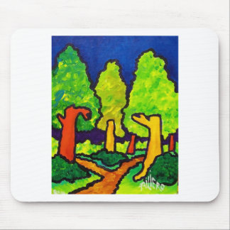 Vermont Foliage 3 by Piliero Mouse Pad