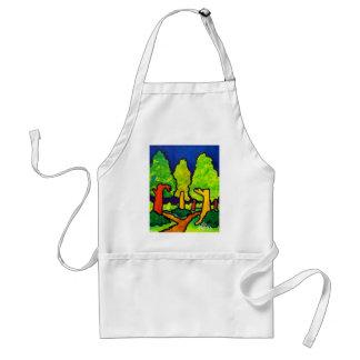 Vermont Foliage 3 by Piliero Standard Apron
