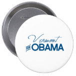 Vermont for Obama -.png Pin