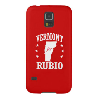 VERMONT FOR RUBIO CASE FOR GALAXY S5