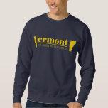 Vermont Gold Pull Over Sweatshirt
