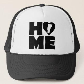 Vermont Home Heart State Ball Cap Trucker Hat