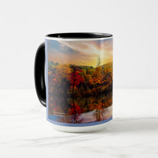 Vermont in Fall 2013 by Julie Everhart Mug