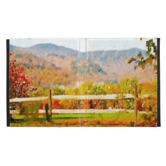 Vermont in the Fall iPad Cases