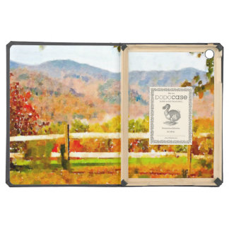 Vermont in the Fall iPad Air Cases